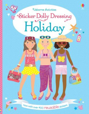 On Holiday (Sticker Dolly Dressing)