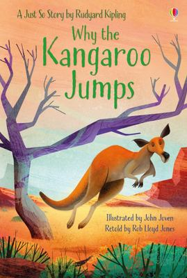 Why the Kangaroo Jumps (Usborne First Reading Level 1)