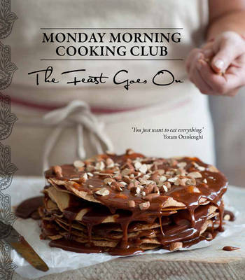 The Feast Goes On (Monday Morning Cooking Club #2) HB
