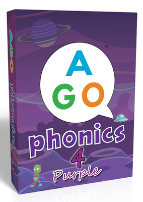 AGO Phonics Level 4 (Purple)