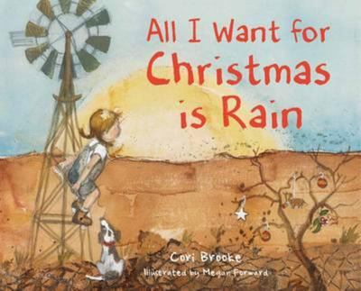 All I Want For Christmas Is Rain (HB)