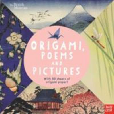 Origami, Poems and Pictures (British Museum)