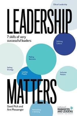 Leadership Matters: 7 Skills of Very Successful Leaders