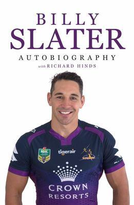 Billy Slater Autobiography (HB)