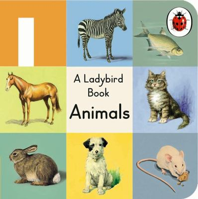 Animals (A Ladybird Buggy Book)