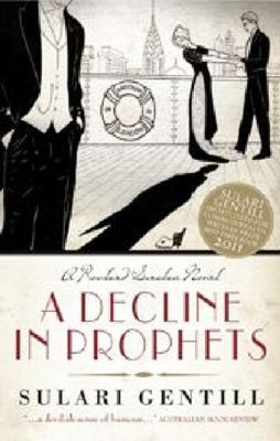 A Decline in Prophets (Rowland Sinclair #2)