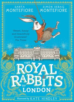 The Royal Rabbits of London (#1)