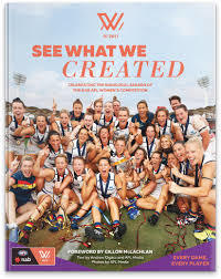 See What We Created: Celebrating the inaugural Season of the NAB AFL Womens Competition