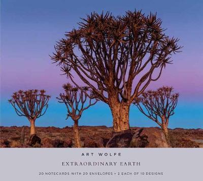 Art Wolfe: Extraordinary Earth Boxed Notecards