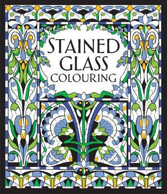 Stained Glass to Colour