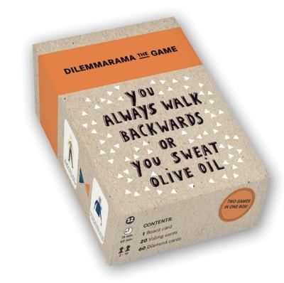 Dilemmarama: You Sweat Olive Oil or Your Tongue is 3 Feet Long