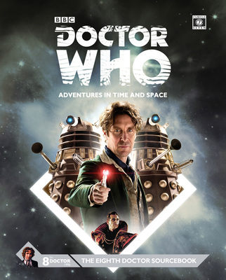 Doctor Who 8th Sourcebook