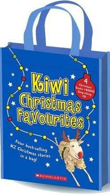 Kiwi Christmas Favourites: Four Best-Selling NZ Christmas Stories in a Bag