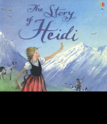 The Story of Heidi (Picture Book)