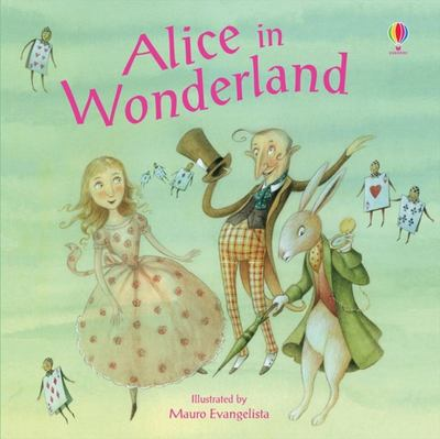 Alice in Wonderland (Usborne PB)