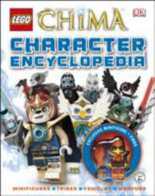 LEGO Legends of Chima Character Encyclopedia