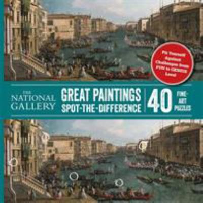 National Gallery Spot-the-Difference: Great Paintings