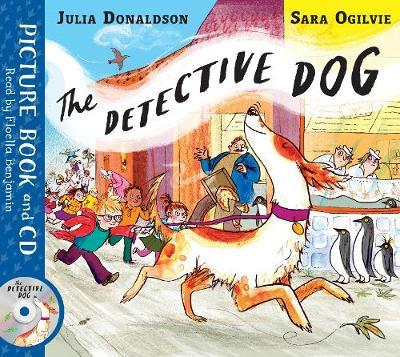 The Detective Dog (PB & CD)