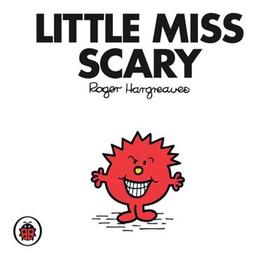 Little Miss Scary (Mr Men & Little Miss)