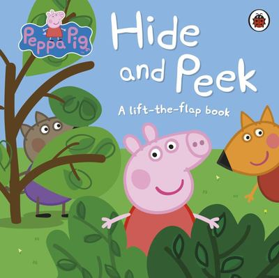 Hide and Peek (Peppa Pig)