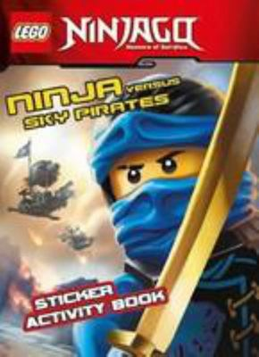 LEGO Ninjago: Ninja versus Sky Pirates Sticker Activity Book