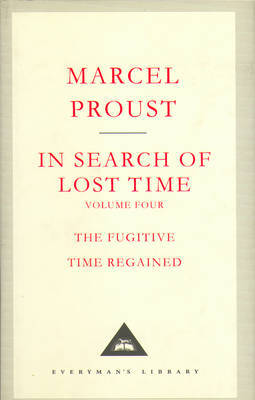 In Search of Lost Time Volume 4