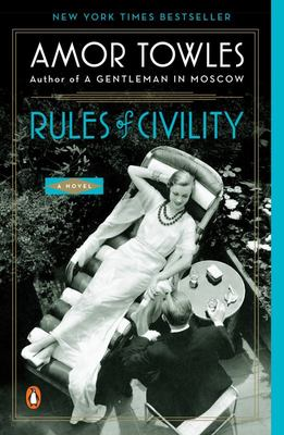 Rules of Civility (US PB)
