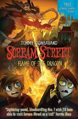 Flame of the Dragon (Scream Street #13)