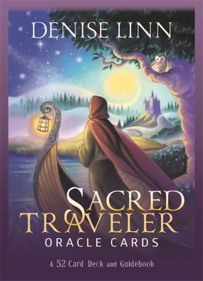 Sacred Traveler Oracle Cards : A 52-card Deck and Guidebook