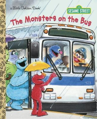 The Monsters on the Bus (Sesame Street LGB)