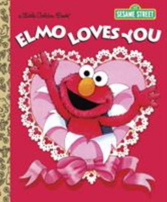LGB Elmo Loves You (Golden Street)