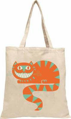 Cheshire Cat Tote Bag: Babylit