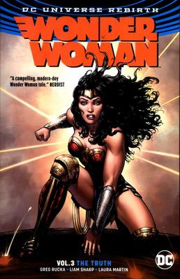 Wonder Woman Vol. 3: The Truth (DC Universe Rebirth)