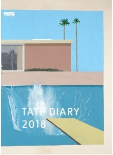 2018 Tate Pocket Diary