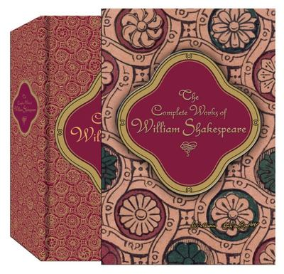 The Complete Works of William Shakespeare (Knickerbocker Classics slipcase edition)
