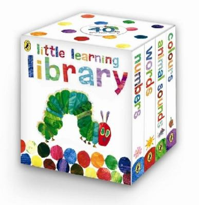 Eric Carle Little Learning Library