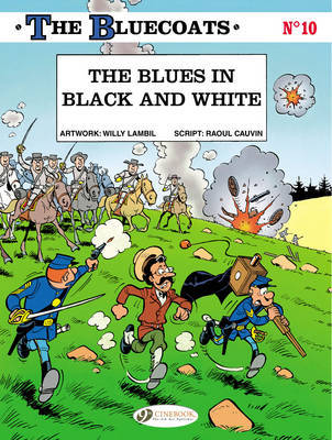 The Blues in Black and White (The Bluecoats #10)