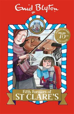 Fifth Formers of St Clare's (St Clare's #8)