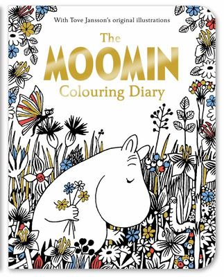 The Moomin Colouring Diary 2018