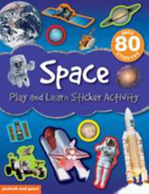 Space : Play and Learn Sticker Activity