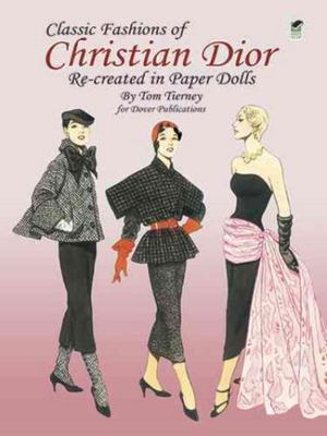 Christian Dior Fashion Review Paper Dolls