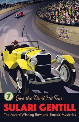 Give the Devil His Due (Rowland Sinclair #7)