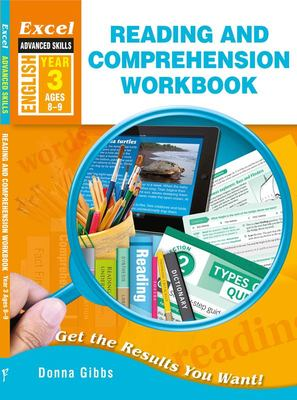 Reading & Comprehension Workbook Year 3 (NZ Year 4) - Excel Advanced Skills