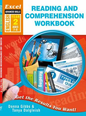 Year 2 Reading & Comprehension Workbook: Advanced Skills