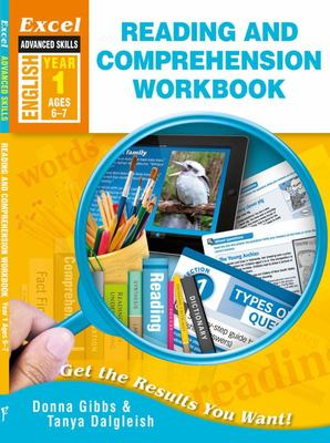 Year 1 Reading & Comprehension Workbook: Advanced Skills