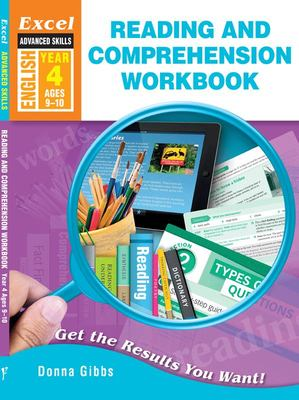 Year 4 Reading & Comprehension Workbook: Advanced Skills