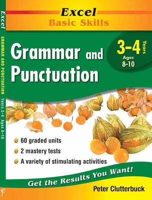 Years 3-4 Grammar and Punctuation Basic Skills