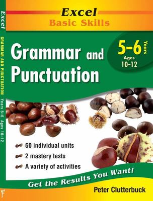 Excel: Grammar and Punctuation Years 5-6