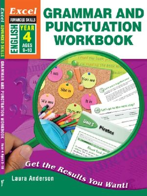 Year 4 Grammar & Punctuation Workbook