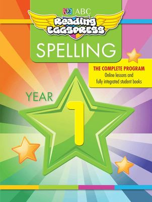 Reading Eggspress Spelling Wkbk 1